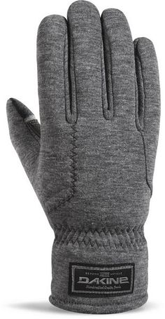 DAKINE BELMONT WINTER GLOVE 2016 IN SHADOW  The Dakine Belmont is a great Thinsulate glove for winter and day to day use, or could even be used as a liner glove on the really cold days. #snowboard #womensnowboardgloves #dakinebelmontsnowboardgloves2016 #colourshadow