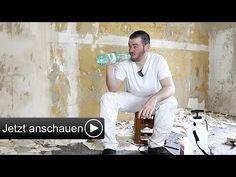 Bevor Man Die Wände Seiner Wohnung Neu Tapezieren Kann, Muss Die Alte  Tapete Von Der
