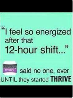 Get your Thrive On!! Sign up for Free with no obligation at: http://sandythornhill.Le-Vel.com