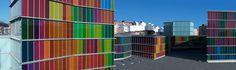 Architects Mansilla & Tuñón Material Decorblind www.secrisa.es