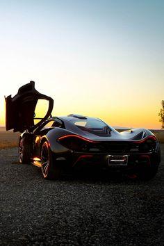 Hyper-Caine — McLaren P1 | © | HC