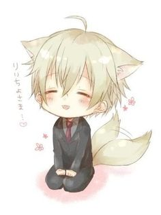 Browse Inu X Boku SS Chibi collected by Aria of the planets and make your own Anime album. Anime Neko, Kawaii Anime, Manga Anime, Kawaii Chibi, Cute Chibi, Anime Art, Anime Love, Anime Guys, Dibujos Anime Chibi