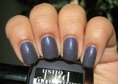 Contrary Polish Purple Smoke #nailpolish