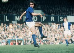 Alan Campbell of Birmingham City in 1973.