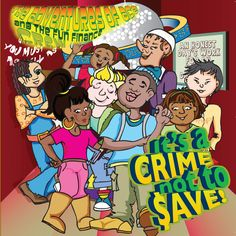 Its A Crime Not To Save
