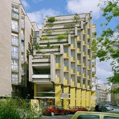 Residential House Bratislava Štefan Svetko, Julián Hauskrechta 1968-1974