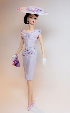 The Showgirl.  Have her & the Sunday Best dress. Stunning together.