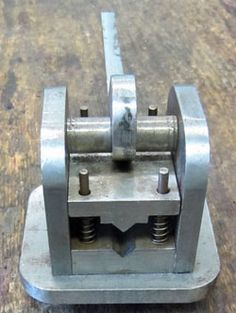 Strap Bending With Piranha Ironworker Tooling Tool