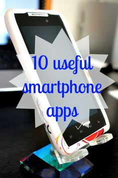 10 Useful Smart Phone Apps from Cleverly Inspired Portable Phone Charger, Unlocked Phones, News Apps, Best Phone, New Phones, Android Apps, Free Android, Helpful Hints, Handy Tips