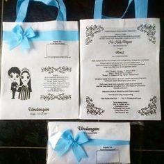 Tas Undangan Pernikahan