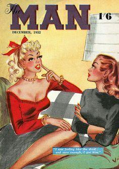 The Man magazine, December, 1952