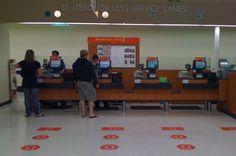 supermarket checkout layout - Google Search