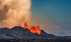 Volcanic eruptions triggered global warming 56m years ago, study reveals. Scientists say one of the most rapid periods of warming in Earth's history was due to gradual release of CO2, warning current levels of emissions were even higher