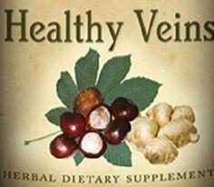 HEALTHY VEINS Natural Liquid Herbal Tincture