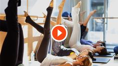 Barre 3, where ballet barre meets yoga & pilates, whose tried this...