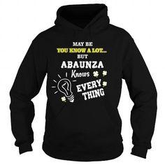nice ABAUNZA Baby clothes, I love ABAUNZA shirts personalized