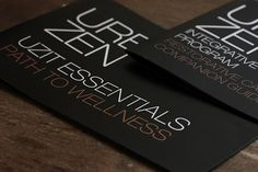 Print Design | Urban Zen on Behance