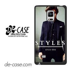 Harry Styles Since 1994 One Direction DEAL-5181 Samsung Phonecase Cover For Samsung Galaxy Note Edge
