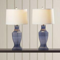 Found it at Wayfair - Samoset Table Lamp Set