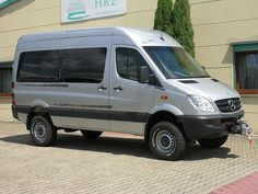 mercedes 4x4 sprinter for sale