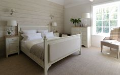 A collection of beautiful handpainted solid timber bedroom furniture from Neptune