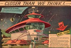 Futurism-Jetsons- sorry no its not...