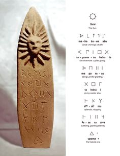 Resonance in Paleo-Sanskrit Texts from Malta and Caria, Italy