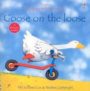 Publishers Weekly review of Goose on the Loose