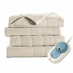 Dual Control Electric Blankets On Pinterest Electric