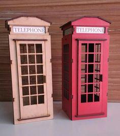Cabina telefónica / London phone booth