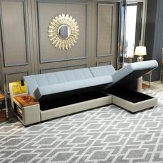 Sofa Bed Design, Living Room Sofa Design, Room Design Bedroom, Home Room Design, Living Room Designs, Living Room Furniture, Home Furniture, Living Room Decor, Furniture Design