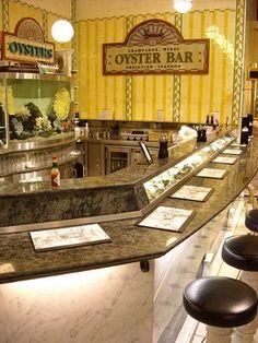 Oyster bar, Harrods, London (LW21-1)