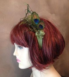 Fascinator Hats, Hair Fascinators, Peacock Gifts And Accesories