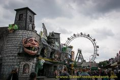 Things to do in Vienna: House of horror at Prater, Vienna