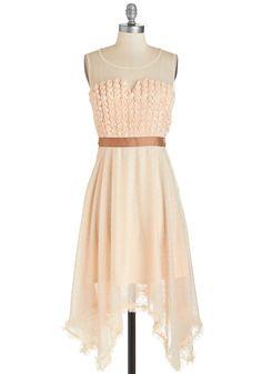 Ryu Rosette Yourself Apart Dress | Mod Retro Vintage Dresses | ModCloth.com