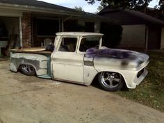 Post Your 60-66 Chevy/GMC Customized Lowrider Trucks - Page 2 - The 1947 - Present Chevrolet & GMC Truck Message Board Network