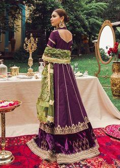 Desi Wedding Dresses, Pakistani Wedding Outfits, Bridal Outfits, Pakistani Dresses, Indian Dresses, Indian Outfits, Velvet Pakistani Dress, Wedding Wear, Wedding Suits