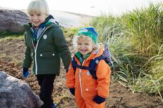 Growing up outdoors  #reima