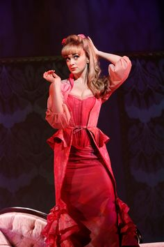 """Lisa O'Hare in """"A Gentleman's Guide to Love and Murder"""""""