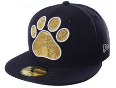 Pumas Footprint 59Fifty Fitted Cap By NEW ERA X UNAM