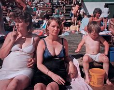 Tom Wood. New Brighton pool, just as I remember it!