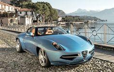 Naast de nieuwe Giulia en vernieuwde Giulietta en Mito zal er nóg een Alfa Romeo gepresenteerd worden in Genève: de Disco Volante Spyder van Carrozzeria Touring Superleggera. Na de dichte Disco is …