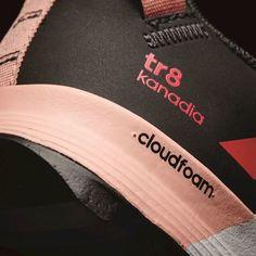 huge discount 82aeb 2e41c adidas Kanadia 8 Trailschuh Damen - Schwarz, Pink