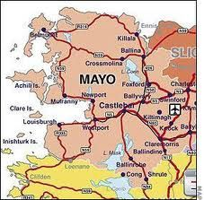 Co Mayo Eire Look to visit here and catch up with my fammers :)