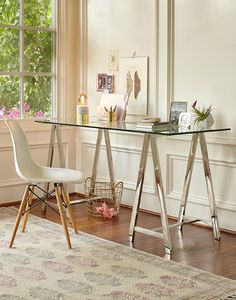 With well-designed office chairs, wood desks, rustic bookcases, shelves, lamps and beyond, World Market has affordable home office furniture to work in comfort and style. www.worldmarket.com #WorldMarket Home Office