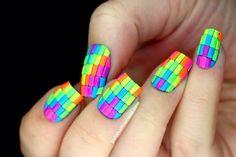 Nails colours