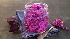 - Rødbete Salat - Beet-Apple Salad