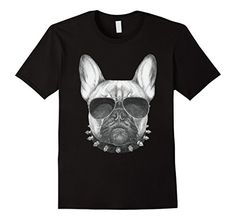 Men's French Bulldog With Collar And Sunglasses Shirt 2XL... https://www.amazon.com/dp/B01M23ONEX/ref=cm_sw_r_pi_dp_x_dIlaybJJ8G792