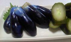 紫色の夏の宝石! びんで漬けるナスの漬物 by cm131 [クックパッド] 簡単おいしいみんなのレシピが272万品