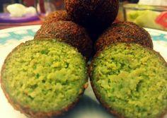 Falafel (croquetas de garbanzo)